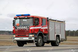 SALO, FINLAND - MARCH 22, 2015: Scania 114C 340 Fire Truck Moves ... Campaigning Against Cancer With Pink Fire Truck Scania Group Fire Trucks And Emergency Vehicles Stock Video Footage Videoblocks Why Are Firetrucks Red Am16303 1997 Pierce Fire Truck Rescue Pumper 1500 Baltimore Unveils 3 New Trucks Sun Minister Hands Over 2 New The Southern Thunder Kdw 150 Original Diecast Ladder Model Car Scale Water Rosenbauer Truck Manufacture Repair Daco Equipment Kcfd Shows Off Fleet Of Premier 4pc Set Duluth Department Receives Two Loaner Engines Apparatus Cape Girardeau History Photos