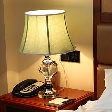 Table Lamps For Bedrooms by Bedroom Captivating Tall Lamps Ideas Inside Table For Decorating