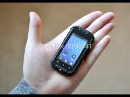 Smallest Smart Phone with Dual Core Dual SIM Android 4 2 platform