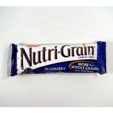 KelloggsR NutriGrainR Soft Baked Breakfast Bars