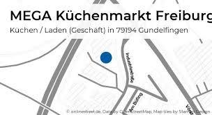 Mega Küchen Gundelfingen Mega Küchenmarkt Freiburg Industriestraße In Gundelfingen