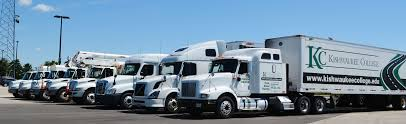 100 Area Truck Driving School Driver Training Kishwaukee College