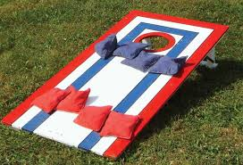 This Simple Bean Bag Game Is A Fun Way To Play Outdoors Photo By Fotolia Tammy Mabley