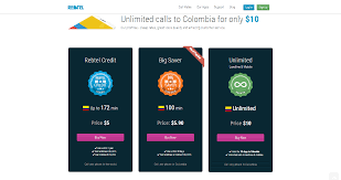 Unlimited Phone Calls To Colombia (Columbia) Just For $10 A Month ...