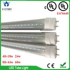 china 24 watt 4 foot t8 led light 45w fluorescent replacement