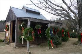 Neva Dun Farm Christmas Trees Wreaths At