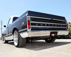 The Fine Dime 1969 Chevy C10 Truck From Creations N' Chrome Scores A ... Chevrolet Ck 10 Questions 69 Chevy C10 Front End And Cab Swap Build Spotlight Cheyenne Lords 1969 Shortbed Chevy Pickup C10 Longbed Stepside Sold For Sale 81240 Mcg Junkyard Find 1970 The Truth About Cars Ol Blue Photo Image Gallery Fine Dime Truck From Creations N Chrome Scores A Short Bed Fleet Side Stock 819107 Kiji 1938 Ford Other Classic Truck In Cherry Red Great Brian Harrison 12ton Connors Motorcar Company