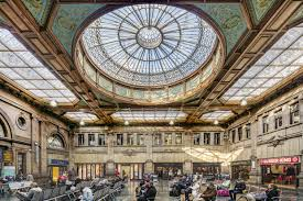 100 Edinburgh Architecture Grimshaw Appointed To Revamp Of S Waverley Station News