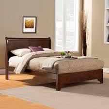 Wayfair Sleigh Bed by Alpine Furniture 2200 West Haven Sleigh Bed The Mine