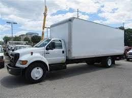 100 24 Ft Box Trucks For Sale Used 2007 D F650 CUMMINS DIESEL WITH WITHOUT FT BOX For