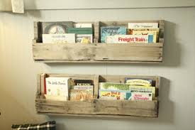 Diy Wood Pallet Shelves Amazing Ideas From