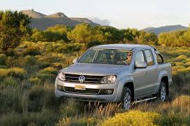VW Prices Amarok Pickup Truck From £16,995 In The UK