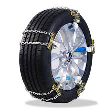 Alloy Steel Snow Chains S/M/L Car Winter Anti Skid Chains For Car ...
