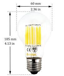 7 best bonlux 10w a19 edison style vintage led filament bulb
