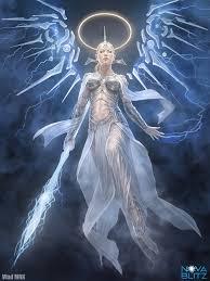 Elemental Angel By VladMRK