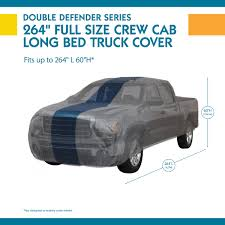 Duck Covers Double Defender Pickup Truck Cover, Fits Standard Cab ... Agri Cover Adarac Truck Bed Rack System For 0910 Dodge Ram Regular Cab Rpms Stuff Buy Bestop 1621201 Ez Fold Tonneau Chevy Silverado Nissan Pickup 6 King 861997 Truxedo Truxport Bak Titan Crew With Track Without Forward Covers Free Shipping Made In Usa Low Price Duck Double Defender Fits Standard Toyota Tundra 42006 Edge Jack Rabbit Roll Hilux Mk6 0516 Autostyling Driven Sound And Security Marquette 226203rb Hard Folding Bakflip G2 Alinum With 4