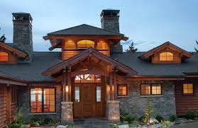 100 Modern Mountain Cabin House Designs With Wood And Stone Application
