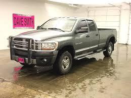 100 Dave Smith Motors Used Trucks PreOwned 2006 Dodge Laramie 4dr Quad Cab 1605 DRW 4WD In Coeur D