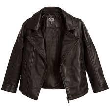 black leather jacket for kids bdsgiaitri