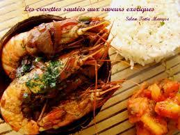 recettes de cuisine antillaise comment réaliser des crevettes sautées savoureuses