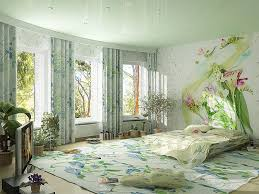 Nature Bedroom Theme