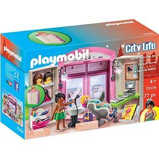 Playmobil 70109 Beauty Salon Play Box