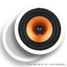 Klipsch Angled Ceiling Speakers by Best 25 Ceiling Speakers Ideas On Pinterest Volume Of