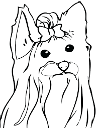 Printable Dog House Coloring Pages Free Dogs Pictures Cute Birthday Cake Full Size