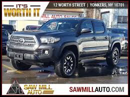 100 Used Toyota Tacoma Trucks 2017 TRD Off Road Double Cab 5 Bed V6 4x4