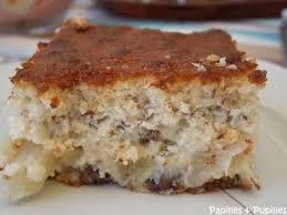 dessert aux poires leger gâteau léger aux poires et noisettes