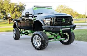 100 Custom Lifted Trucks 2008 Ford F350 With A 14Inch Lift The Beast