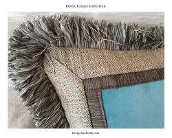 Rustic Luxury Bedding