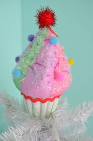 Cupcake Christmas Tree Topper How To MyMommaToldMe