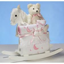 Hudson Baby Personalized Rocking Horse Gifts | Hudson Baby ...