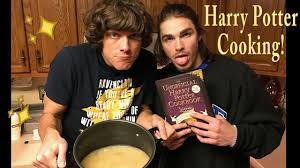 Harry Potter Cookbook Pumpkin Pasties by Cooking From The Harry Potter Cookbook Youtube