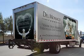 100 Uke Truck CameraShock Photography DEL MONACO FOODS Project