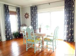 Curtains Dining Room With New Sawdust And Embryos Formal Rooms