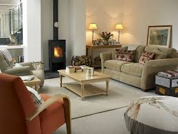 Featuring The Hamish Sofa This Cosy Room Is A Gorgeous Contemporary Take On Hunting Lodge Style All Furniture And Accessories By Holloways