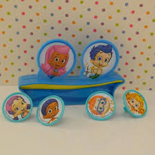 Bubble Guppies Cake Toppers by Cake Toppers U0026 Kits U2013 Christy Marie U0027s
