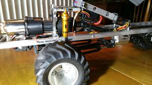 100 Rc Pulling Trucks Cordless Drill Powered Shaft Drive RC Pulling Truck Built By Ben