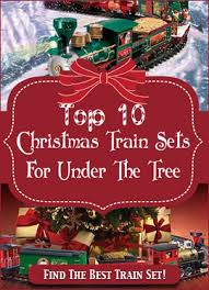 Top 10 Best Christmas Trains Sets For Under The Tree