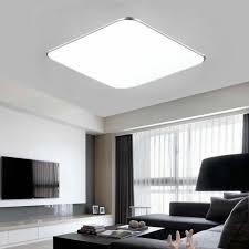 leuchten leuchtmittel deckenleuchten modern 24w weiß led