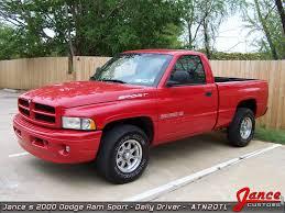 Jance Customs - 2000 Dodge Ram Sport -