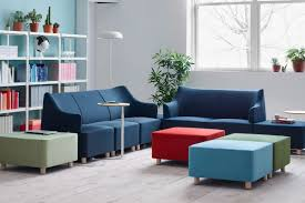 The Plex Collection By Design Studio Industrial Facility For Herman Miller Includes Sofas Armchairs Ottomans Tables And More