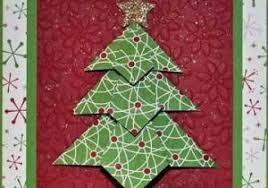 25 Days Of Christmas Day 15 Tea Bag Fold Tree Card Inspiration