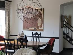 Orb Crystal Chandelier Overstock Chandelierlampsinco For Attractive Home Remodel Dining Room