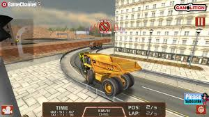 Dump Truck 3D Racing, Monster Truck Vehicles For Kids, Videos Games ...