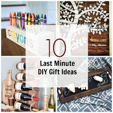 10 Last Minute DIY Wood Gifts That You Can Make Ana White