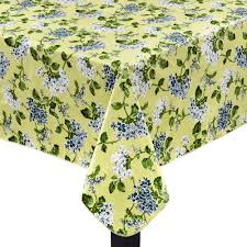 Patio Tablecloth With Umbrella Hole by Waverly Floral Peva Tablecloth With Umbrella Zipper Christmas