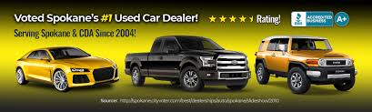 Used Cars Spokane | 5-Star Spokane Car Dealership | VAL
